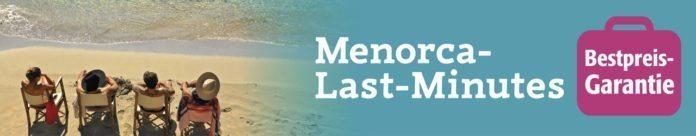 Menorca Last Minute