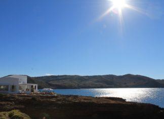Beachclub Isabella in Fornells auf Menorca
