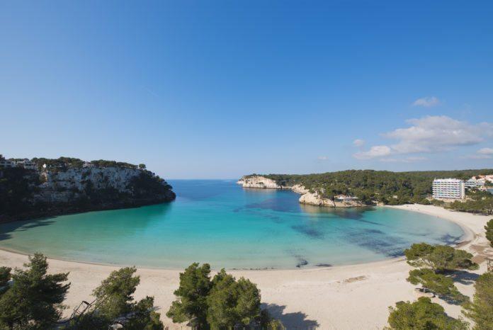 Bucht von Cala Galdana, Menorca