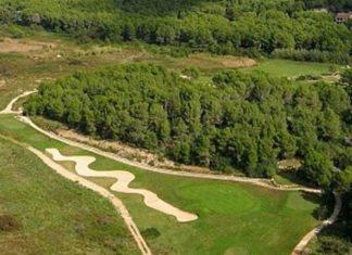 Golfplatz in Son Parc, Menorca