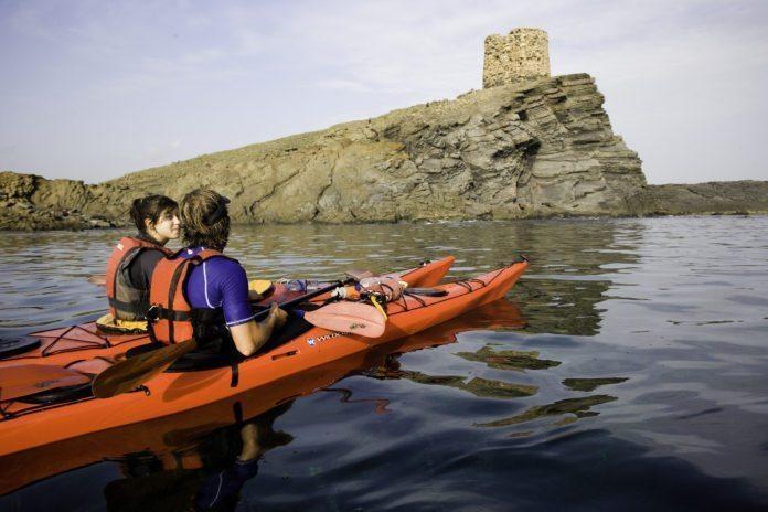Kajaktour auf Menorca