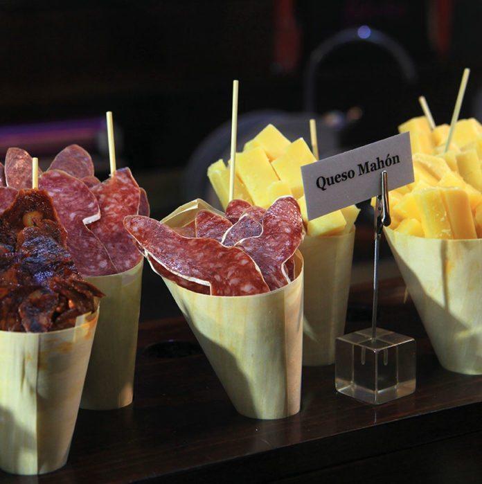 Menorcische Käse- und Wurstspezialitäten, Mahon, Menorca