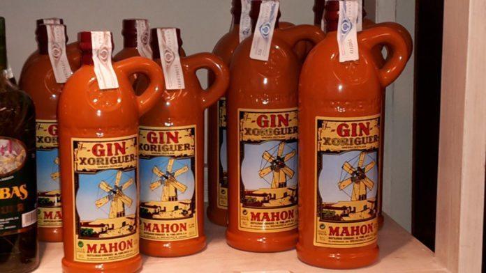 Menorcischer Gin Xoriguer, Menorca